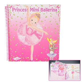 My Style Princess Colouring Book