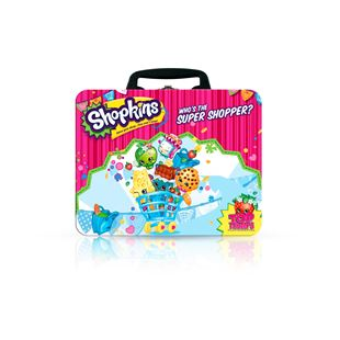 Top Trumps Shopkins Collectors Tin