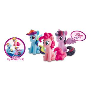 My Little Pony Magic Bath Figures 3 Pack