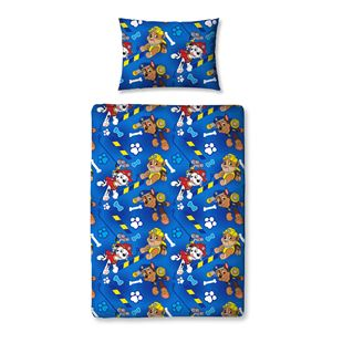 4 Piece Junior Bedding Bundle Paw Patrol
