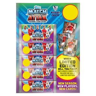 Topps Match Attax 2015/16 Trading Card Game Multipack