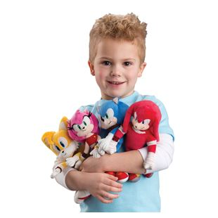 Sonic Plush Assortment