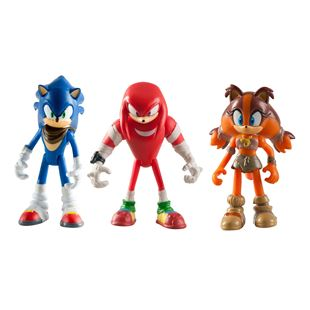 "Sonic 3"" Figure Assortment"