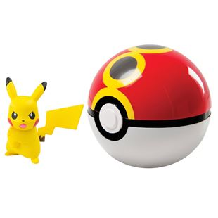 Pokémon Clip N Carry Poké Ball - Assortment