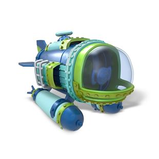 Dive Bomber: Skylanders SuperChargers Vehicle