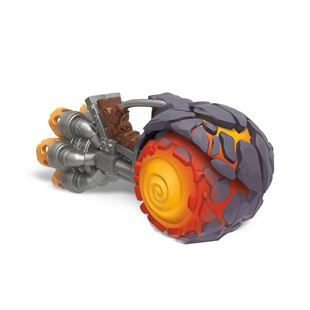 Burn Cycle: Skylanders SuperChargers Vehicle