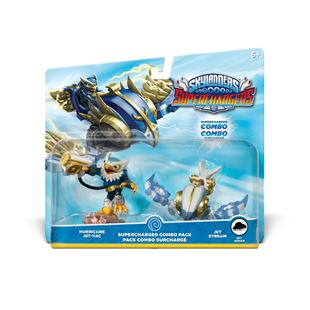 Skylanders SuperChargers SuperCharged Combo Pack: Air