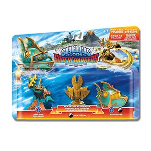 Skylanders SuperChargers Racing Pack - Sea