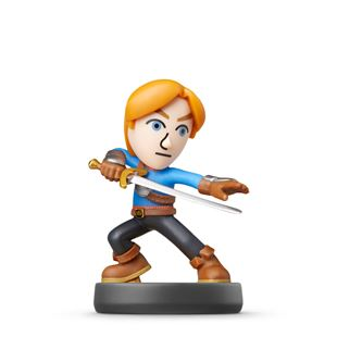 Nintendo amiibo Super Smash Bros series: Mii Sword Fighter