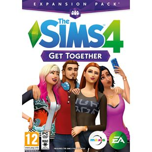 The Sims 4: Get Together Expansion Pack 2 PC