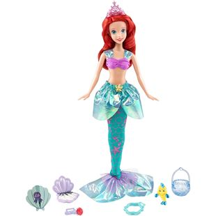 Disney Princess Royal Celebrations Ariel Doll
