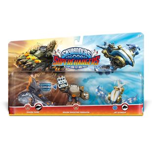 Skylanders SuperChargers Triple Pack A