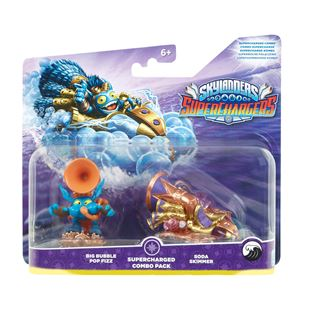 Skylanders SuperChargers SuperCharged Combo Pack: Magic