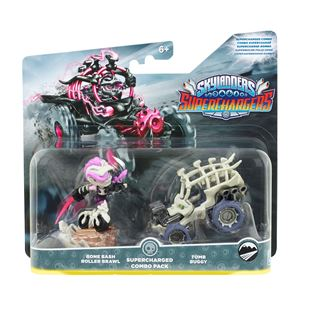 Skylanders SuperChargers SuperCharged Combo Pack: Undead