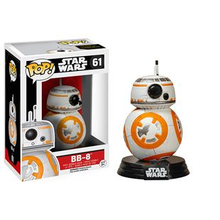 POP! Vinyl: Star Wars EPVII BB-8