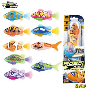Tropical ROBO Fish - Assortment
