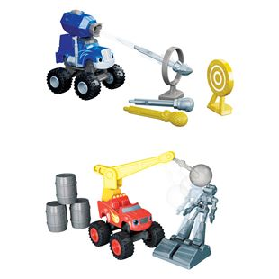 Blaze and the Monster Machines Character Pack - Assortment