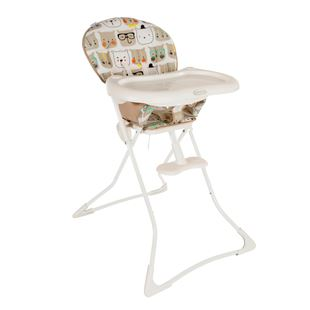 Graco Teatime Bow Time Bear Highchair