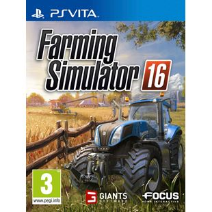 Farming Simulator 2016 PS Vita