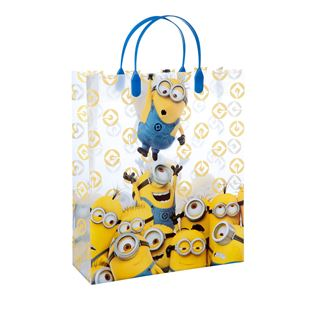 Minions Large Gift Bag