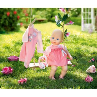 My First Baby Annabell Rose Doll with Romper