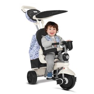 Smart Trike Dazzle - Black and White
