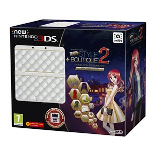 New Nintendo 3DS Console + New Style Boutique 2