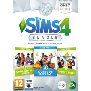 The Sims 4: Bundle Pack 3 PC