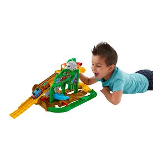 Thomas & Friends Take-n-Play Jungle Quest Track Set