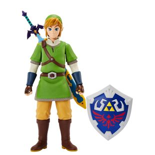 "Legends of Zelda Link 20"" Figure"