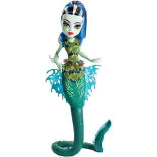 Monster Great Scarrier Reef Glowsome Ghoulfish Frankie Stein Doll