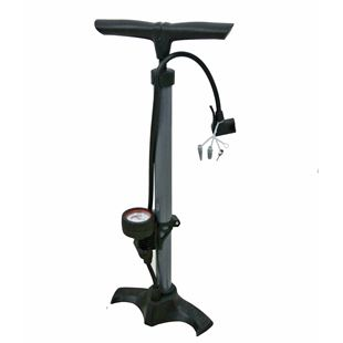 Steel Hand Pump with Gauge
