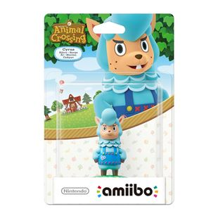 Nintendo amiibo Animal Crossing series: Cyrus