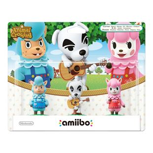 Nintendo amiibo Animal Crossing series: Triple Pack