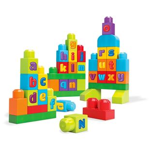 Fisher-Price Mega Bloks First Builders ABC Spell