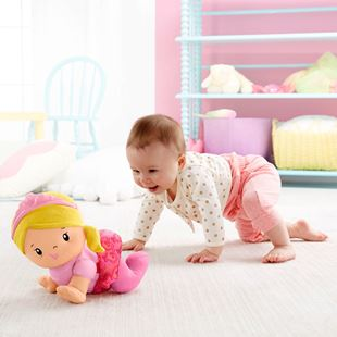 Fisher-Price Princess Mommy Touch 'n Crawl Princess