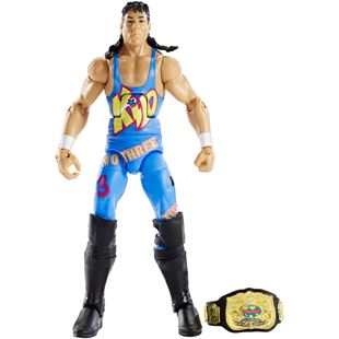 WWE Elite Collection 123 Kid Figure
