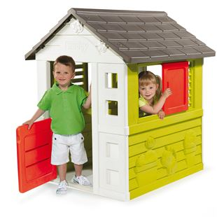 Smoby Nature Play House