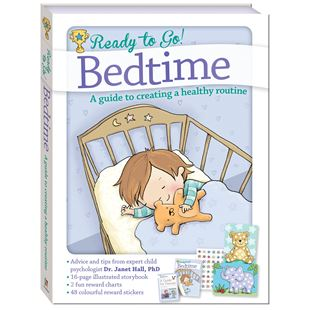 Ready to go! Bedtime Book Kit