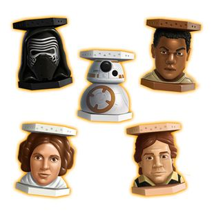 Disney Star Wars Abatons Blind Bags - Assortment