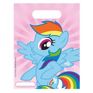 My Little Pony Party Bags (Pack of 6)