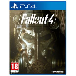 Preplayed Fallout 4 PS4