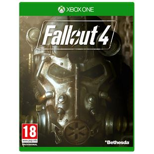 Preplayed Fallout 4 Xbox One