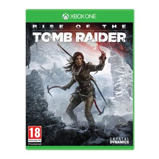 Preplayed Rise of the Tomb Raider Xbox One