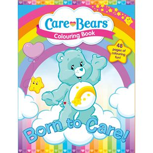 Care Bears Colouring Book