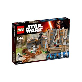 LEGO Star Wars Force Awakens Battle on Takodana 75139