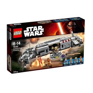 LEGO Star Wars Force Awakens Resistance Troop Transporter 75140
