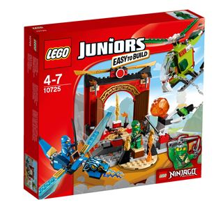 LEGO Juniors Ninjago Lost Temple 10725