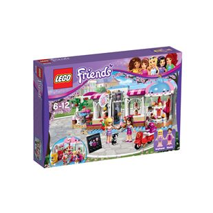 LEGO Friends Heartlake Cupcake Café 41119