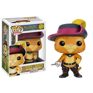 POP! Vinyl: Shrek Puss In Boots